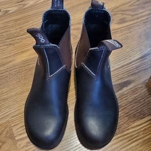 Blundstone stout brown 500's